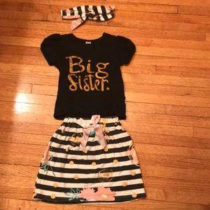 Big Sister Boutique Dress Outfit